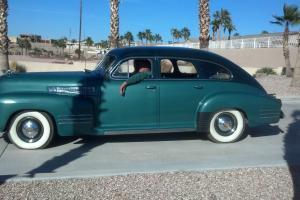 1941 Cadillac 4 door hard top