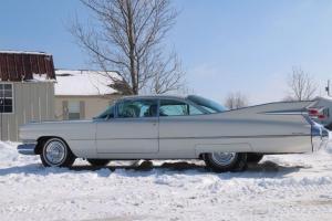 1959 Cadillac DeVille Base Hardtop 2-Door 6.4L