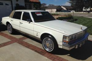 1979 CADILLAC SEVILLE - LIMITED EDITION - GUCCI - BEAUTIFUL - <300 PRODUCED!!