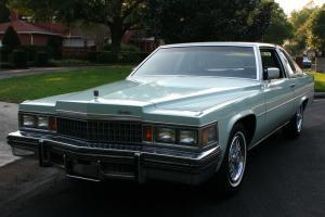 TWO OWNER ORIGINAL LOW MILE SURVIVOR -1978 Cadillac Coupe de Ville -44K ORIG MI