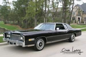 Cadillac Eldorado Biarritz Extremely nice and original Only 9500 miles