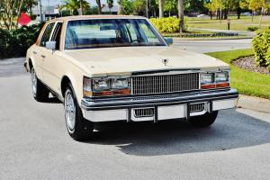 Just 43,387 miles on this mint 1979 Cadillac Seville Diesel upgraded engine mint