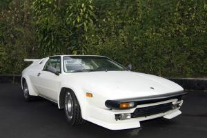 1986 Lamborghini Jalpa Base Coupe 2-Door 3.5L
