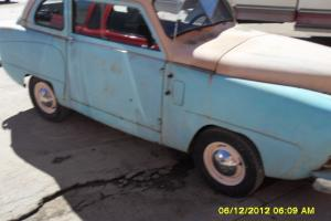 Nice Original 1949 Crosley CD Sedan-runs and drives Great!!! Bill of sale only!!