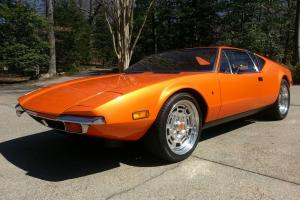 Early 1971 DeTomaso Pantera