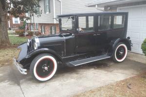 1925 Dodge Brothers Touring Sedan