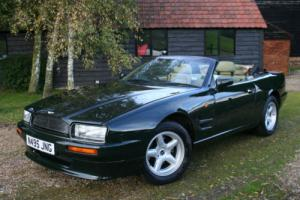 Aston Martin Virage Volante Auto, 36,000 miles with Comprehensive History. Photo