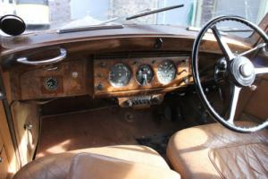 1954 Bentley R Type Automatic Saloon B269WG Photo