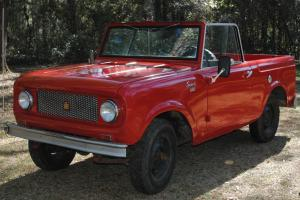 1961 Scout 80
