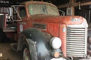 '49 International KB6 Truck