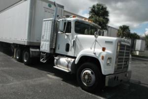 1984 International 4300 Semi Truck! Run & Drive! Low Hours!