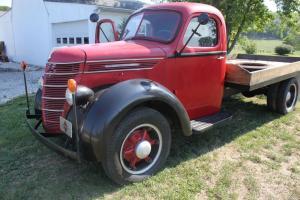 1938 International Harvester D30-232 Truck Photo