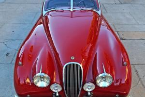 1952 Jaguar XK120 Roadster: All Numbers Matching, Incredibly Well Cared For Car