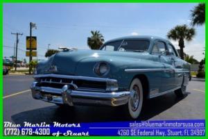 NEW PHOTOS! 51 Lincoln Flathead V8 auto restored clean classic car