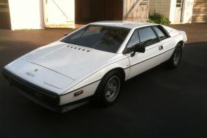 1980 Lotus Esprit S2 Photo