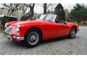*** BEAUTIFUL 1959 MGA EVERY NUT AND BOLT RESTORATION ***