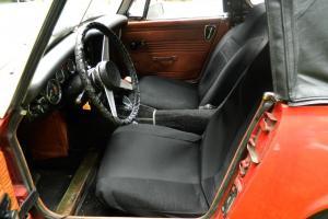 1976 MG Midget MK IV Convertible 2-Door 1.5L