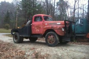 1949 Ford Ford Base 3.7L