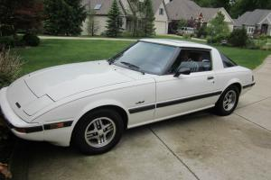 1984 Mazda RX-7 GS Coupe 2-Door 1.1L