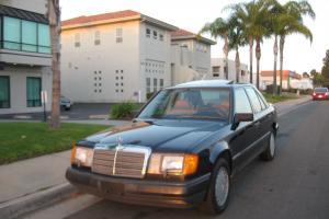 1987 Mercedes-Benz 300E RARE! ONLY 31K! 1 owner! California CAR! EXELENT!