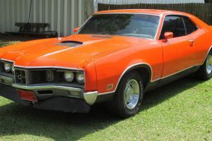 1970 Mercury Cyclone GT    Spoiler clone   429 Big Block Photo