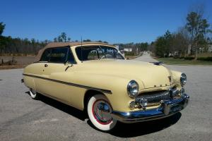 1949 Mercury 8 Convertible Rare Factory Overdrive  From Museum Show Quality look