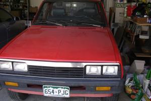 Dodge Power Ram 50 1986 Mitsubishi 2.6 liter Runs Great Carter Carb good tires