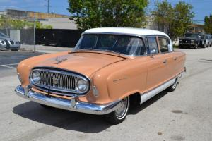 1955 Nash Statesman ** Collector Quality Palm Beach Car  **