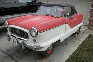 1960 Metropolitan Convertible