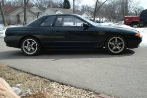 1989 Nissan Skyline GTS-t Type M, 2 door coupe, 5 speed, RHD, JDM, Turbo