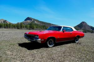 1972 Buick Skylark Grandsport Convertible