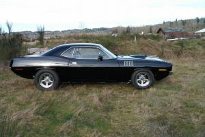 1971 Plymouth Cuda Base 6.3L