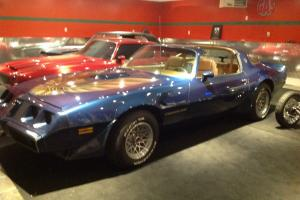 1979 Pontiac Trans Am with 51,000 Original Miles , 4 Speed, Original Paint