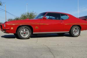 """1971 Pontiac GTO """"The Judge"""" With PHS, 455HO Ram Air"""
