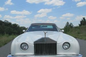 1976 Monte Carlo Custom Cloud ROLLS ROYCE VERY Rare ELVIS Would Love This Car!