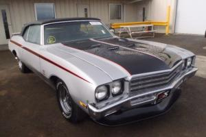1971 Real Buick GS CONVERTIBLE 455 motor 44k miles