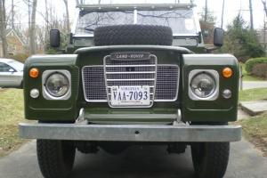 1977 Land Rover Series 3 Photo