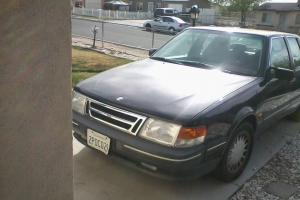 1989 Saab 9000 CD For sale as a parts car in good running condition Photo