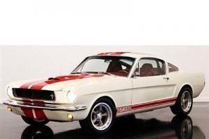 1965 FORD MUSTANG FASTBACK SHELBY GT350 TRIBUTE RESTO MOD SPECTACULAR! Photo