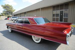 FAMOUS ! 1962 Cadillac DeVille w/ amazing Rick Starbird Paintjob - ON TV SOON !
