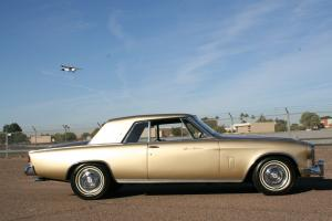 Exceptional 1963 Studebaker Gran Turismo #'s matching restored! Photo