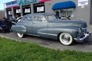 1947 Cadillac 4 Door Sedan Classic Great Condition NO RESERVE