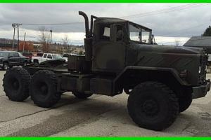 1986 AM General M931A Used