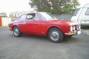 1971 Alfa Romeo 1750 GTV Veloce - large history file