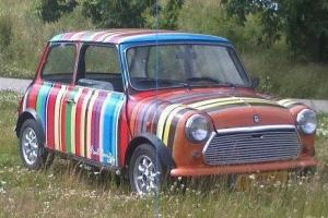 PAUL SMITH DESIGNER LHD MINI FOR EXPORT CAN SHIP/DELIVER SUPER OPPORTUNITY Photo