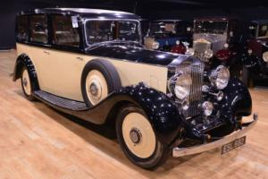 1936 Rolls Royce 25/30 Hooper Limousine Photo