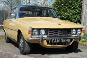 1972/K ROVER P6 3500S MANUAL *5-SPEED SD1 GEARBOX UPGRADE*