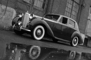 1953 Bentley R Type Specially Ordered Custom Built with records & documentations