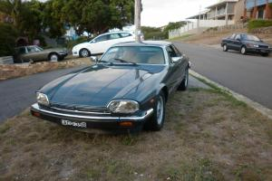 Jaguar XJS HE Coupe 1985