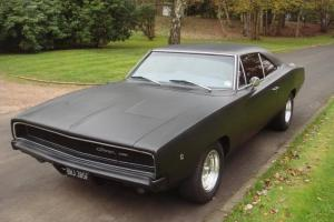 1968 Dodge Charger Big Block 440 V8 Automatic Photo